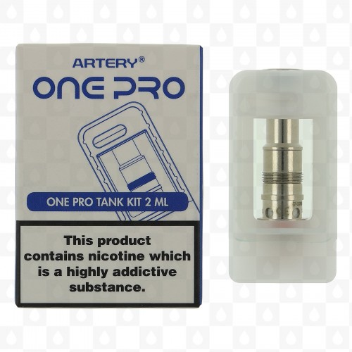 Artery Pal One Pro Replacement Tank 2ml