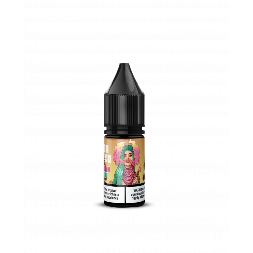 Fresh Vape Co – Downtown Central – 10ml Nicotine salts