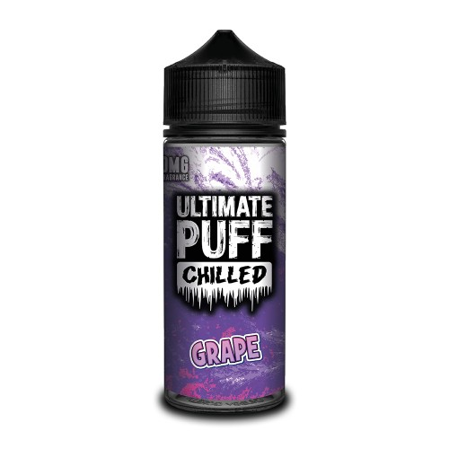 Ultimate Puff Chilled Grape 100ML Shortfill