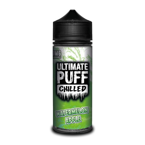 Ultimate Puff Chilled Watermelon Apple 100ML Shortfill